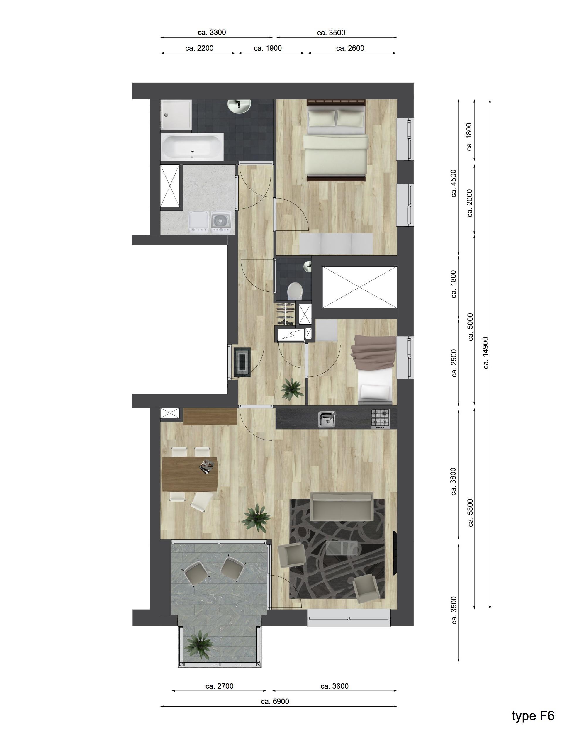 30 fraaie huurappartementen in neerlandia utrecht - Huis slaapkamer ...